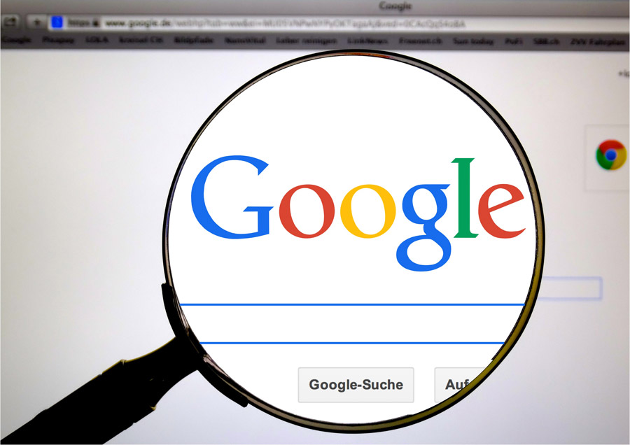 グーグル検索