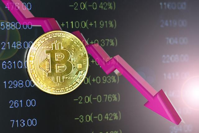 ビットコイン 暴落