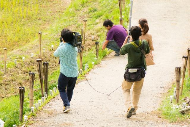 カメラクルー