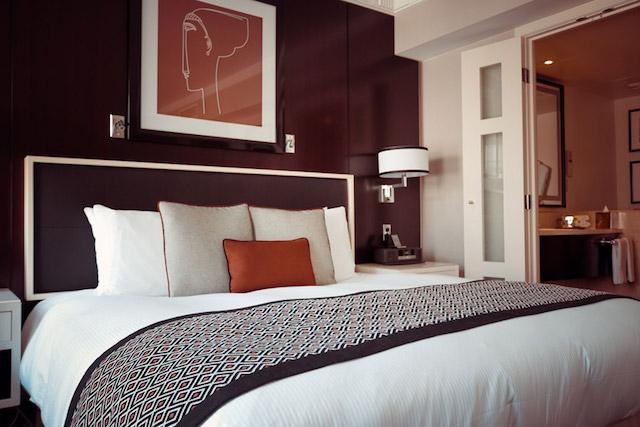 贅沢なホテル