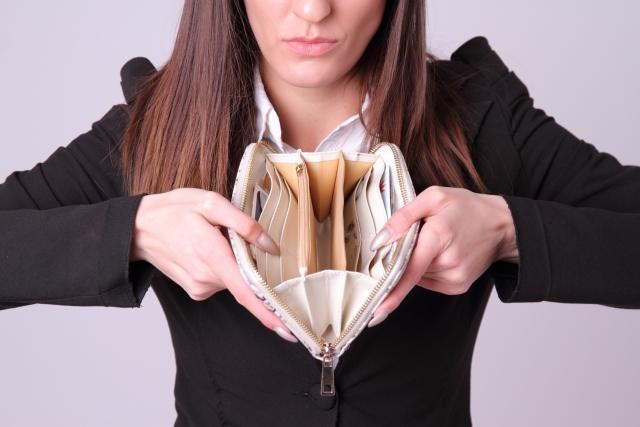 金欠になりやすい人の特徴7選