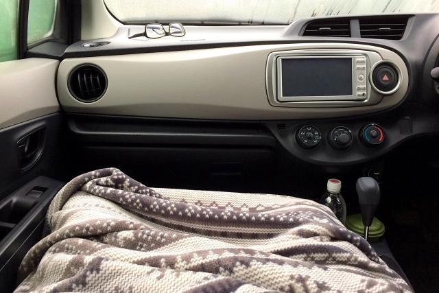 「主食はゼリー」車中泊で生活する人々の厳しい現実